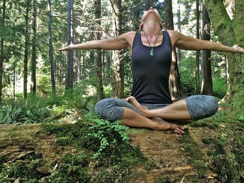 آرامش در طبیعت