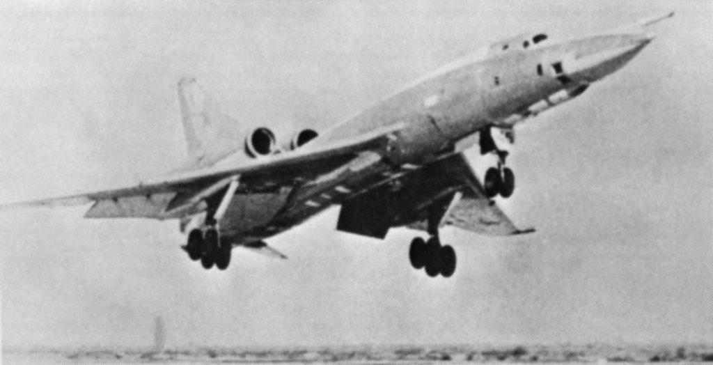 هواپیمای tu-22 روسی
