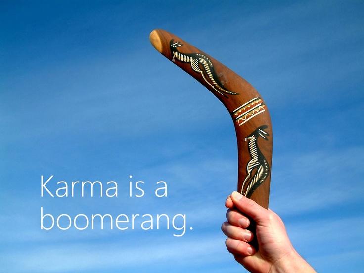 boomerang-of-karma