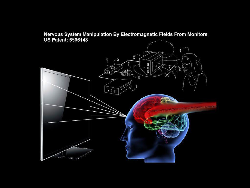 سیستم عصبی انسان به امواج الکترومغناطیسی ساطع شده از مانیتور واکنش نشان میدهد. شماره ثبت اختراج را در گوگل سرچ کنید تا به صحت موضوع پی ببرید!