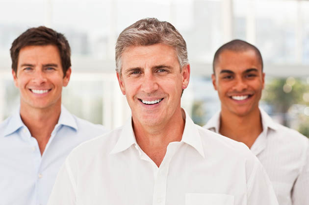 Group-of-Men