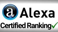 رنکینگ مورد تائید وبسایت الکسا