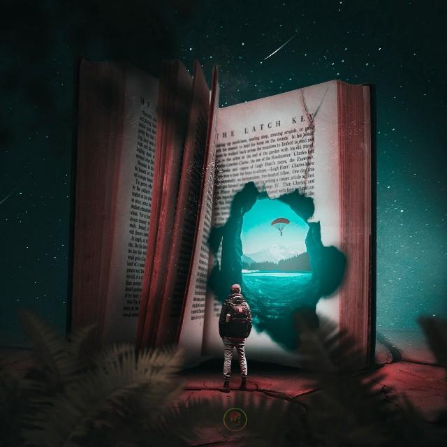 رویای درون کتاب