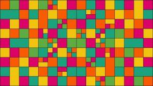 نیاز به مدیریت ذهن دارید؟ خانه های جدول مانند یا مربع بکشید.