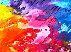 اگر احساس خستگی می کنید: با رنگ های متنوع نقاشی کنید.