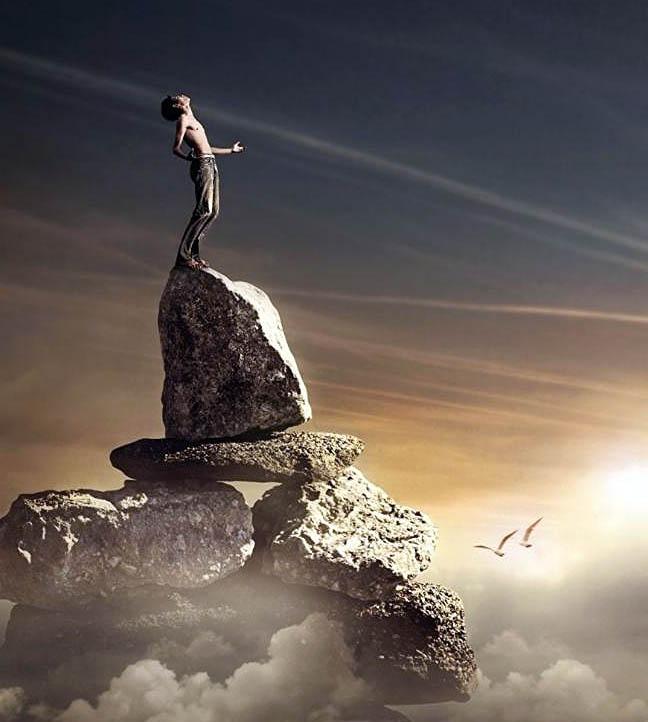 توهم از موانع رشد روحی