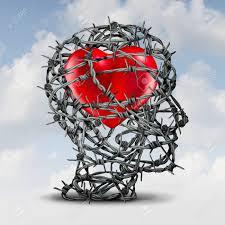 زخم های وجود بیماری های معنوی قلب