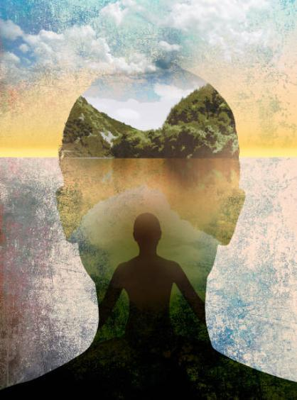 ذهن ناخودآگاه در فرد مراقبه گر