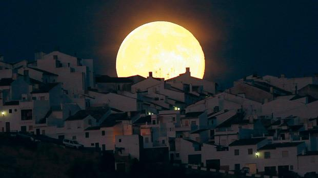 مراقبه ماه کامل